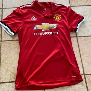 Adidas Manchester United Jersey
